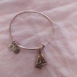 "Jewelry - Alex and Ani ""Sailboat"""